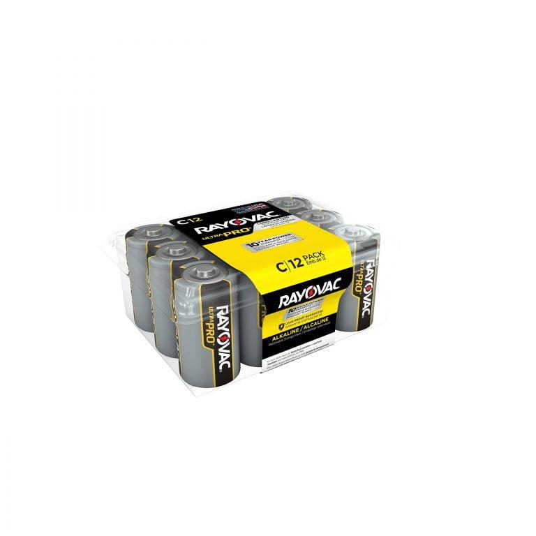 D Cell Batteries