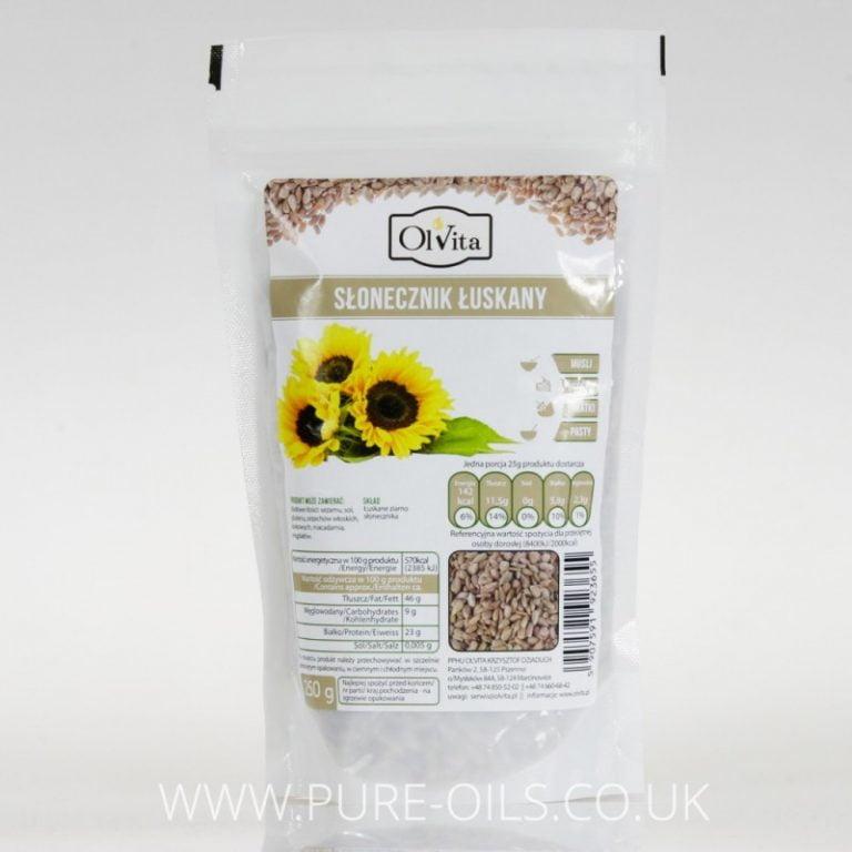 Sunflower Seed Hearts