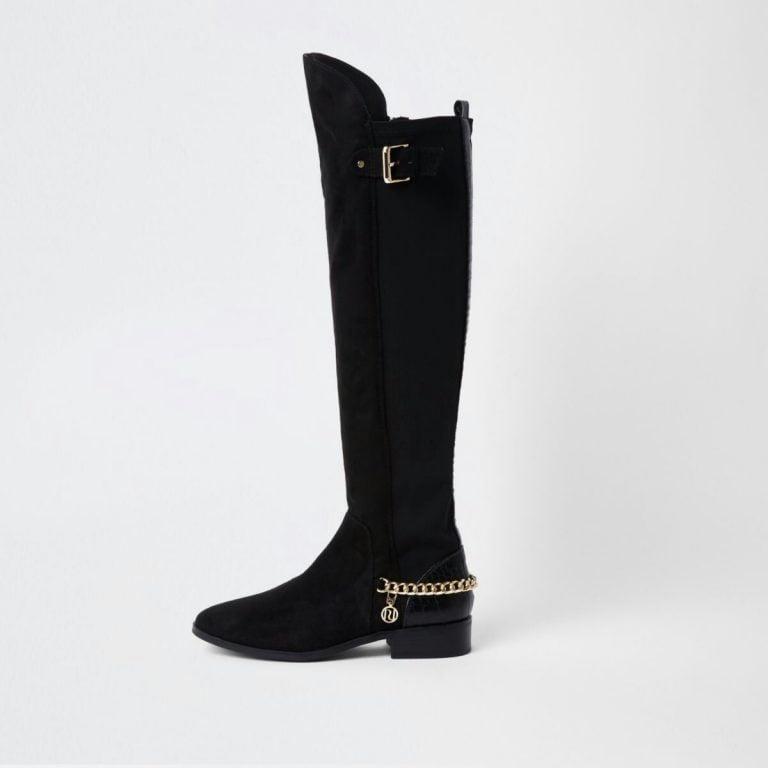 Wide Fit Wellington Boots