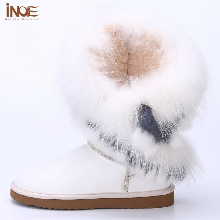 Womens Winter Boots With Fur