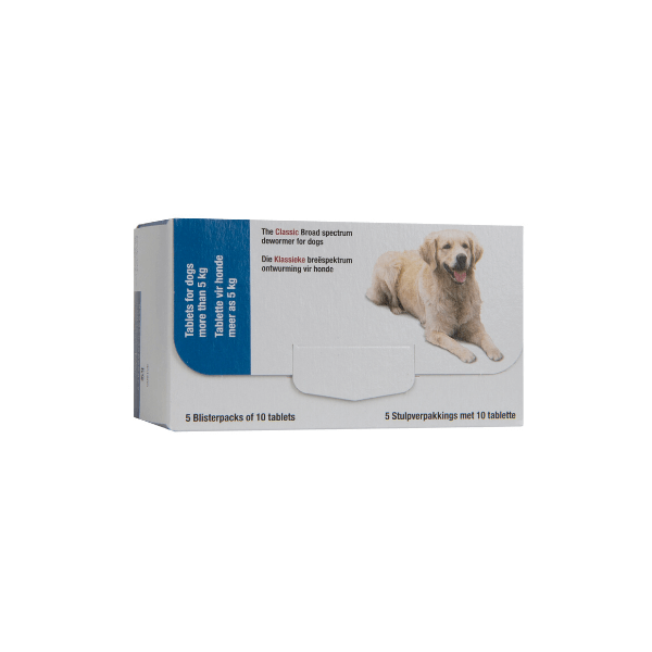 Dog Reaction To Worming Tablets