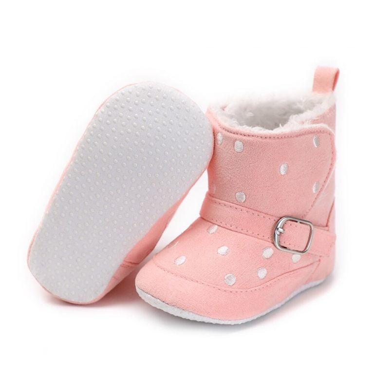 Faux Fur Boots