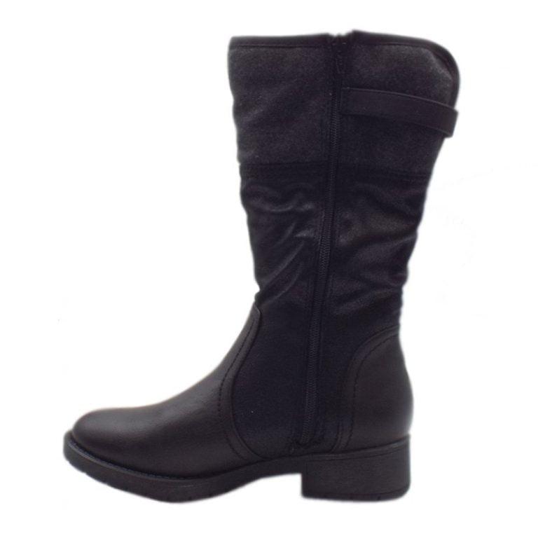 Fleece Lined Womens Boots