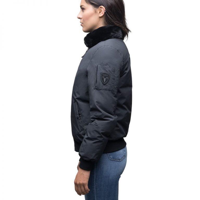 Ladies Bomber Jacket Uk