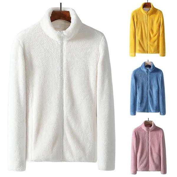 Womens Fleece Coat