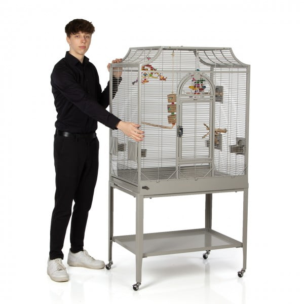 Bird Cage With Stand Uk