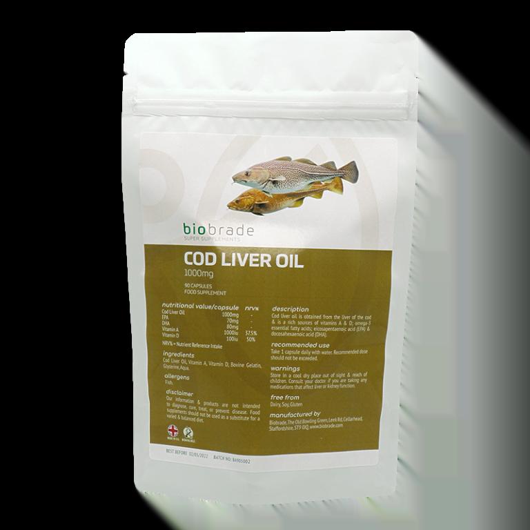 Alternative To Cod Liver Oil