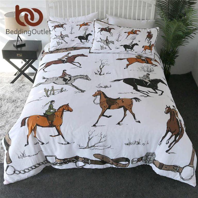Happy Horse Bedding