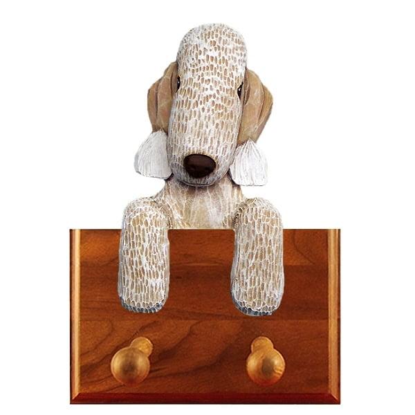 Liver Bedlington Terrier
