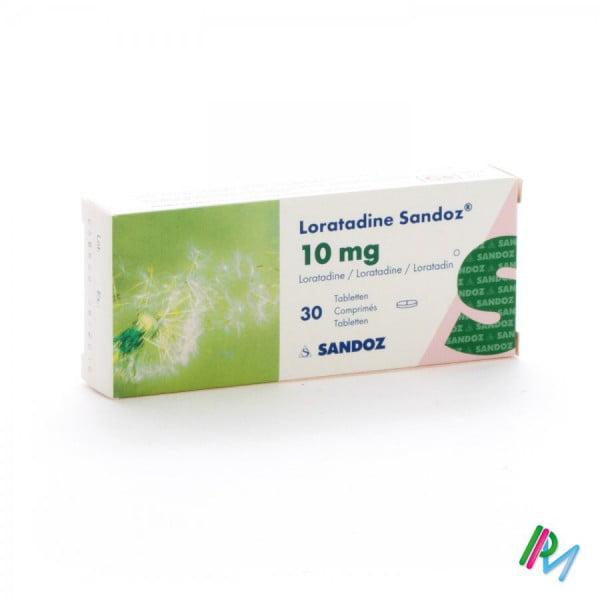 Loratadine 10mg Side Effects