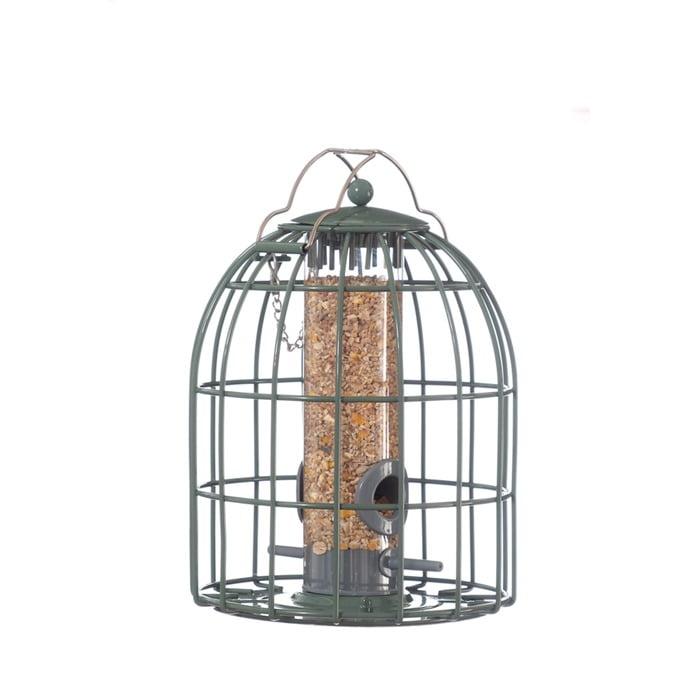 Squirrel Proof Bird Seed Feeder