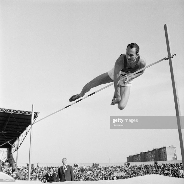 What Is The World Record For High Jump