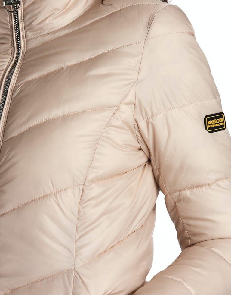 Womens Barbour Polarquilt Jacket