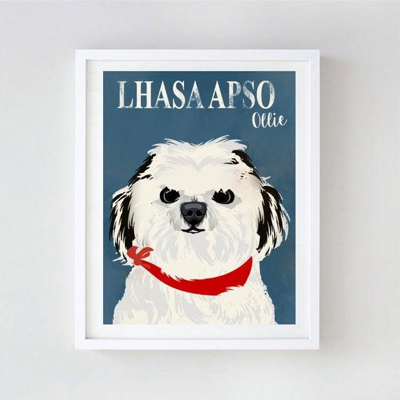 Lhasa Dog