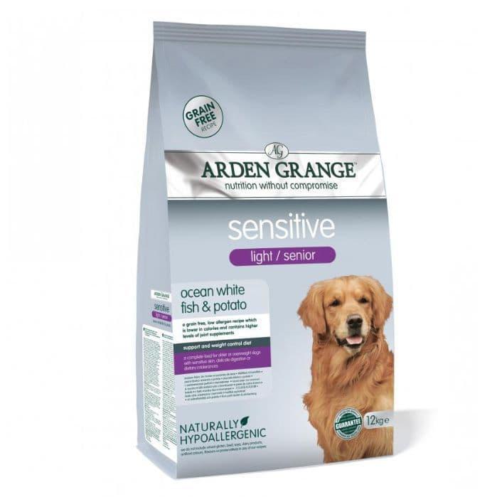 Arden Grange Sensitive 15kg